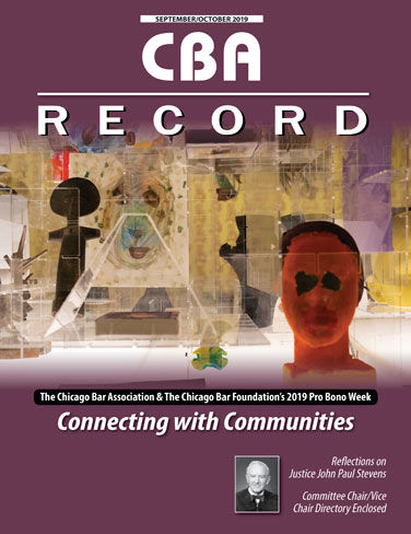 CBA Record Magazine September/October 2019