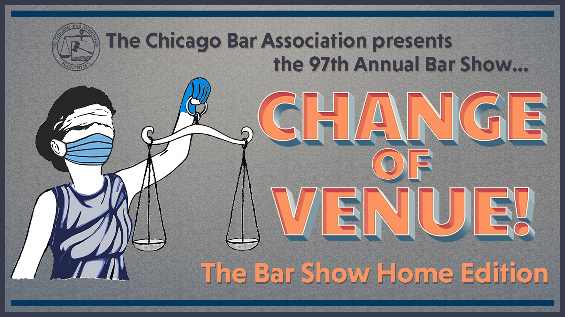 Change of Venue! The Bar Show Home Edition