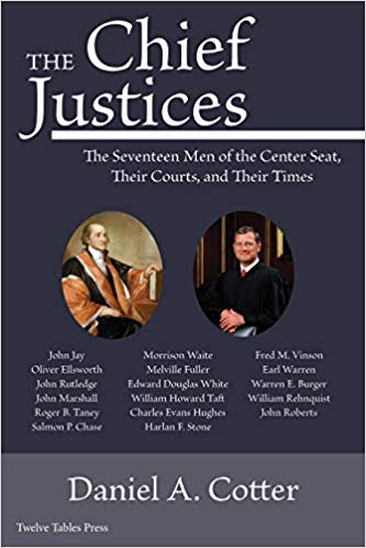 The Chief Judges Book Jacket