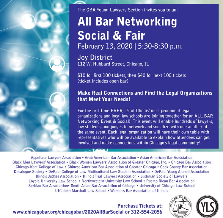 All Bar Networking Social